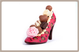 Chocolade en Taart Workshops high heels