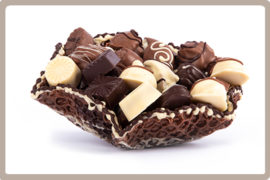 Chocolade en Taart Workshops bonbons maken,