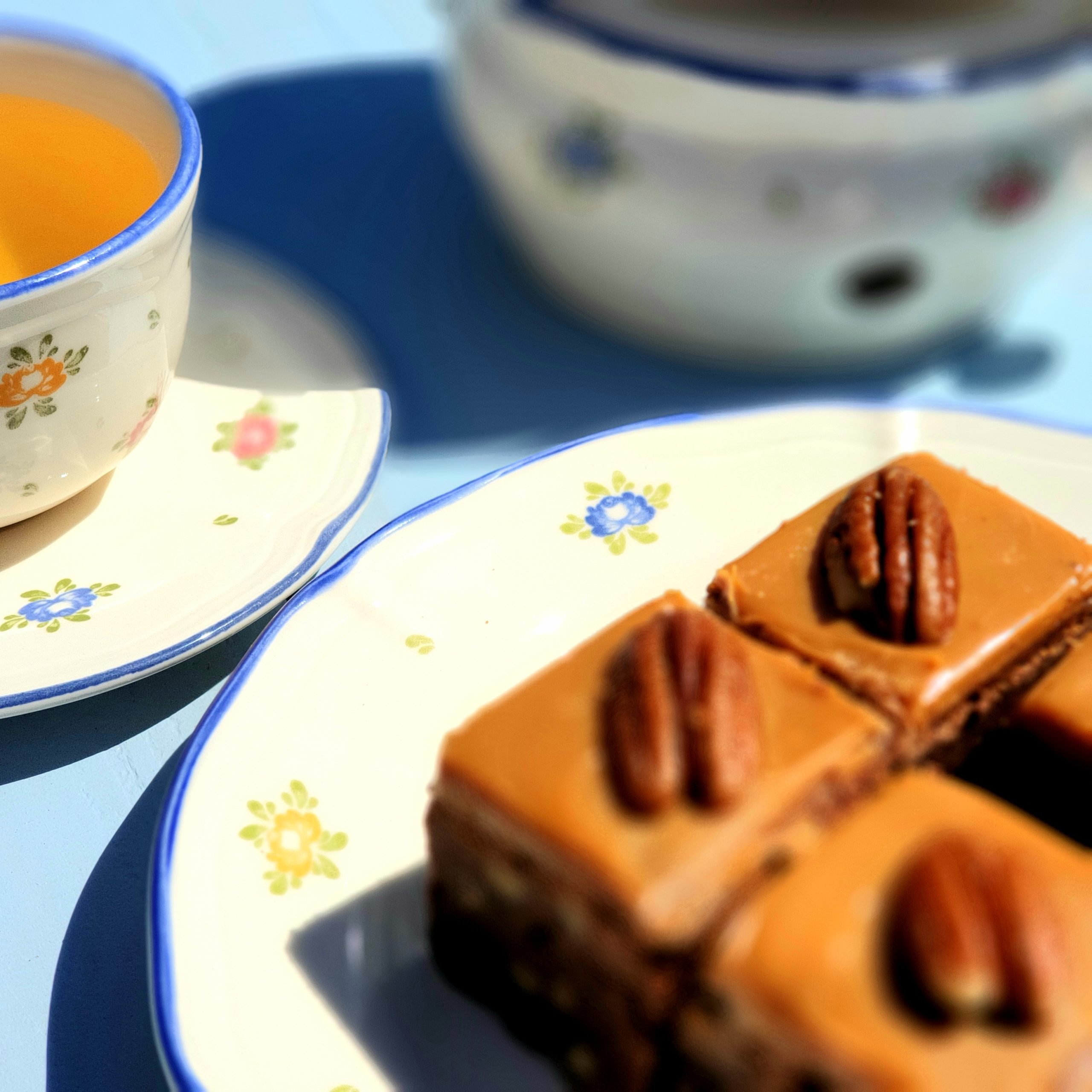 chocolade-karamel-pecanbrownies